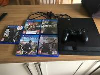 My PS4 with 6 top games for your Xbox one S