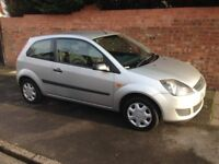 FIESTA TDCi 1.4L 2008 REG FULL MOT, FULL SERVICE HISTORY, ONE OWNER FROM NEW AND ONLY £30 A YEAR TAX