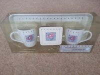 Kelvin Rose 7 PC Tea Serving Set