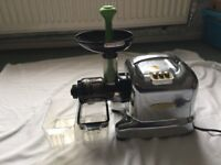 Matstone Advance 6 in 1 masticating juicer