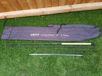 Greys barble Rod in excellent condition