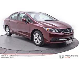2013 Honda Civic LX (A5) *Sièges chauffants*