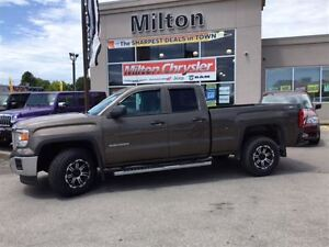 2014 GMC Sierra 1500 EXT CAB 4X4 SLE|WHEELS