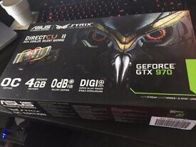 Asus Nvidia GTX 970 4GB