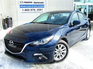 2015 Mazda MAZDA3 GS CLIMATISEUR TOIT OUVRANT BLUETOOTH