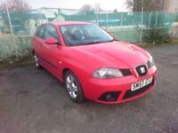 Seat Ibiza 2008 1.2L £1400 ONO
