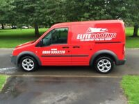 FORD TRANSIT CONNECT T200 75ps 2010