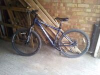 "Trek 3 series mountain bike 16 "" frame ( small )"