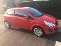 Vauxhall Corsa 1.2 excite 2011 53,000 miles new MOT full service history