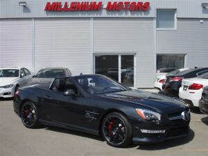 2015 Mercedes-Benz SL-Class SL 63 AMG / AMG PERFORMANCE PKG