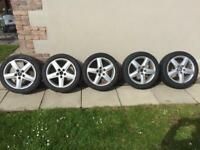 """17"""" Audi alloy wheels"""