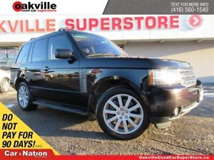 2010 Land Rover Range Rover Supercharged | LEATHER | SUNROOF | N