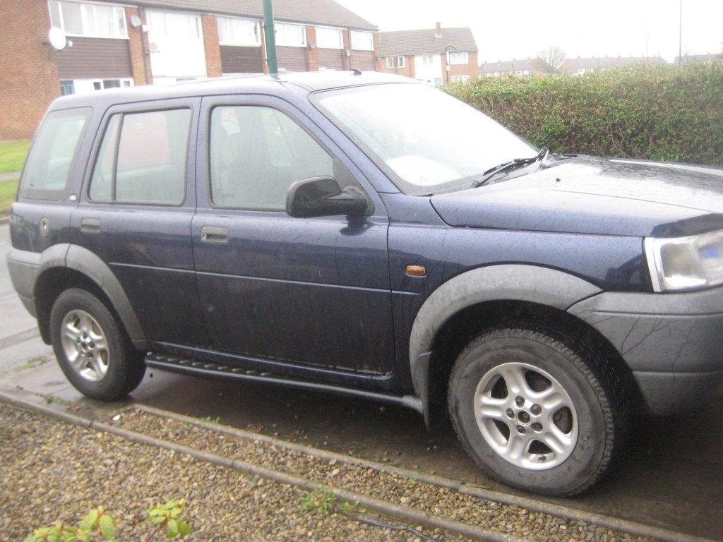 Land Rover Freelander Full Mot Late 1999 1 9 Diesel Some Service History In Guisborough North