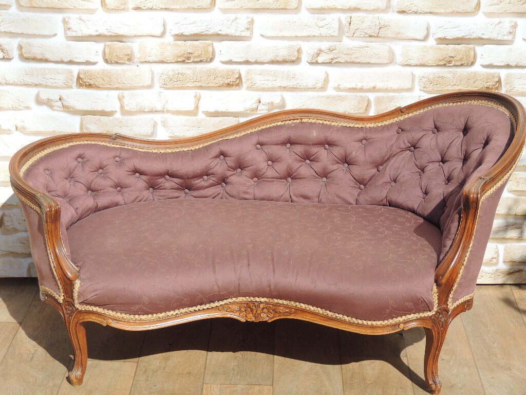 Antique chaise lounge delivery