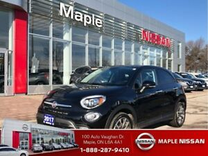 2017 Fiat 500 |Trekking-Panoramic Roof,Leather trim seats!
