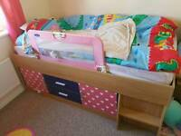 Jersey cabin bed