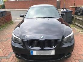 BMW 535d m sport LCI