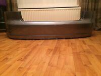 Audi A3 S line rear bumper