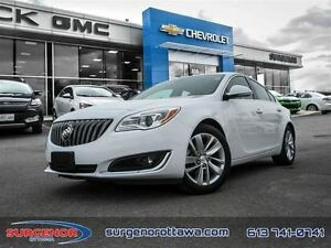 2016 Buick Regal AWD Leather - $187.96 B/W