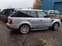 Breaking 2008 3.6 TDV8 Range Rover Sport