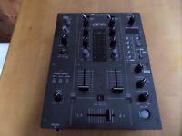 Pioneer DJM-400 2-Channel Effects DJ Mixer