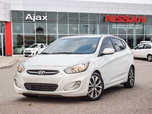 2015 Hyundai Accent 4Dr GLS at Low Kms*Great Shape*Bluetooth