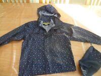 Tresspass Packaway aged 5-6 years