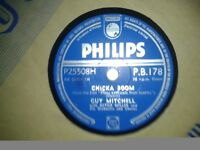 collection of 78s