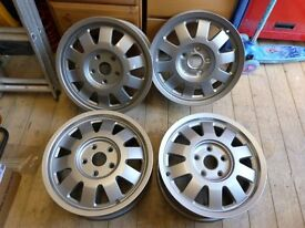 15 inch Alloy Wheels