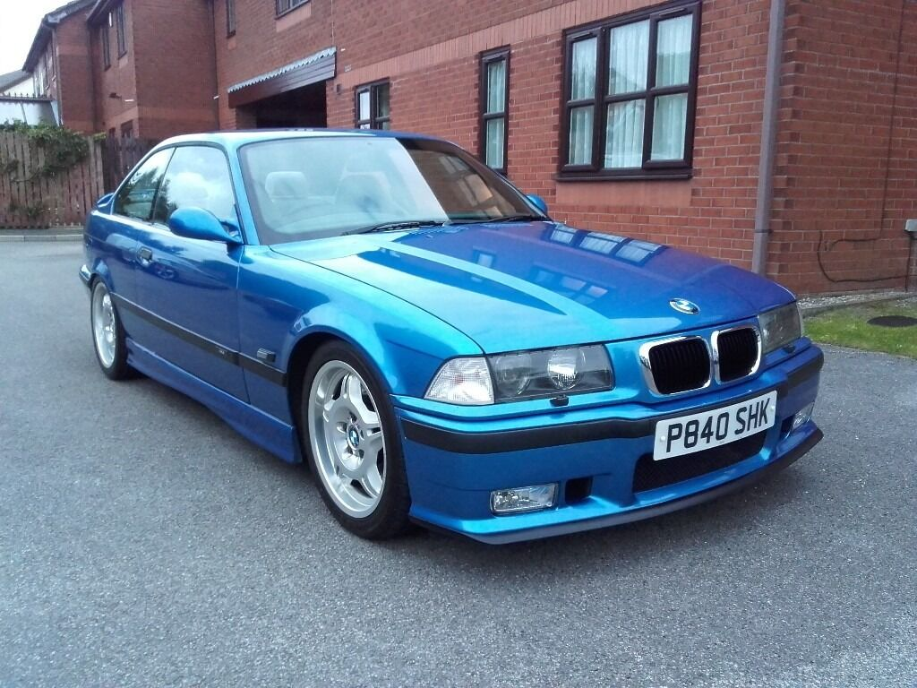 stunning example of a rare modern classic 1996 bmw m3 3. Black Bedroom Furniture Sets. Home Design Ideas