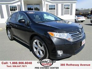 2011 Toyota Venza V6 with Leather
