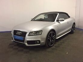 Audi A5 S Line TFSI CVT 2010 with No Credit Scoring Finance and Nationwide Delivery Available*