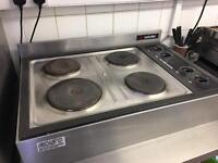 Industrial Electric Hob