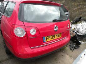 Volkswagen Passat Estate 2009 2.0 Diesel 16V Manual.Low milage ONLY 37124