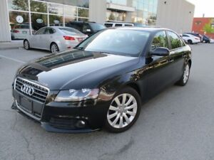 2011 Audi A4 2.0T SUNROOF LEATHER
