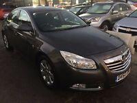Vauxhall Insignia 2.0 CDTi 16v SRi 5dr£2,650 p/x welcome FREE WARRANTY, NEW MOT