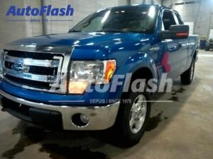 2013 Ford F-150 XLT V8-5.0L Super-Cab 4X4 * Boite-6.5' Box *