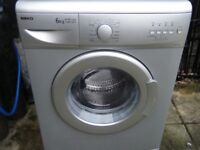 New Style Washing Machine In Excellent Clean Working Condition Could Arrange Delivery/Install