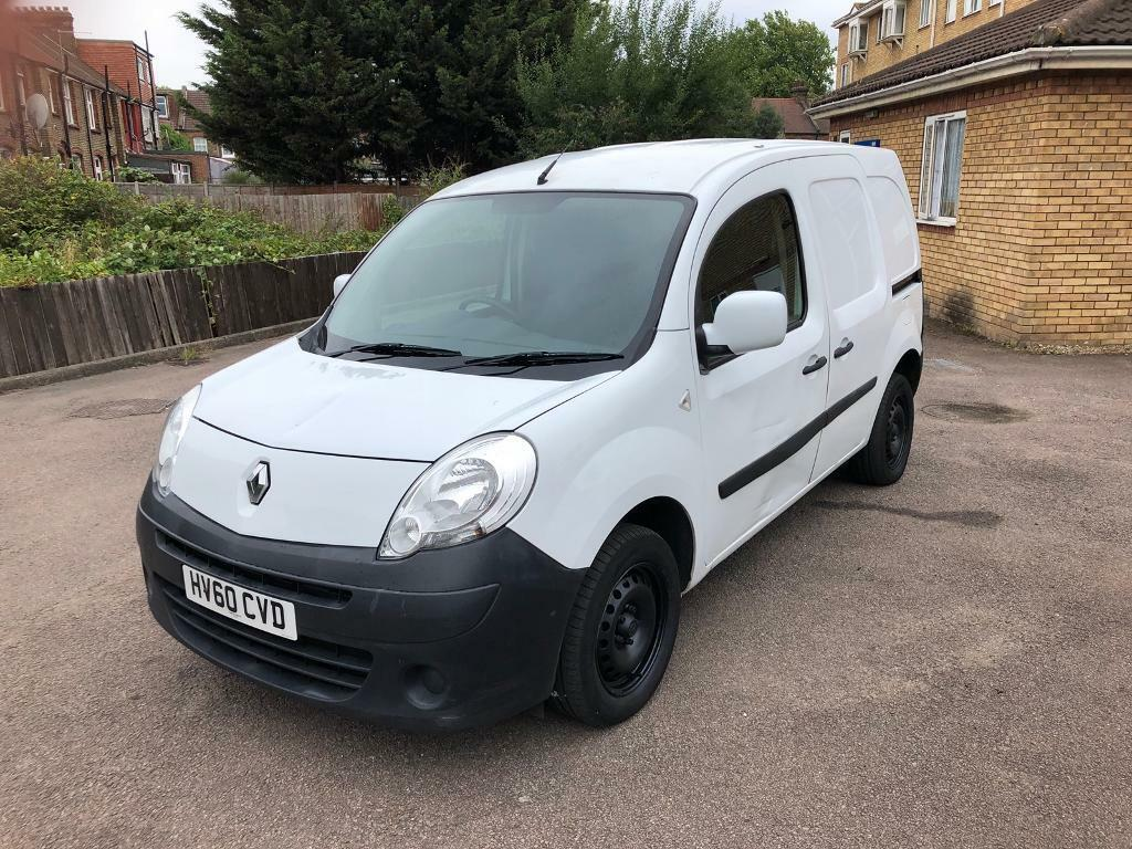 Renault kangoo extra 1.5cc dci manual 5 speed 60 reg
