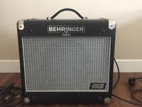 Behringer Vintager GM110 analogue amp
