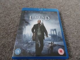 Blu-Ray Disc - I am legend Will Smith