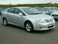 2011 Toyota Avensis 2.0 D4D T2 with only 53000 miles, motd dec 2021