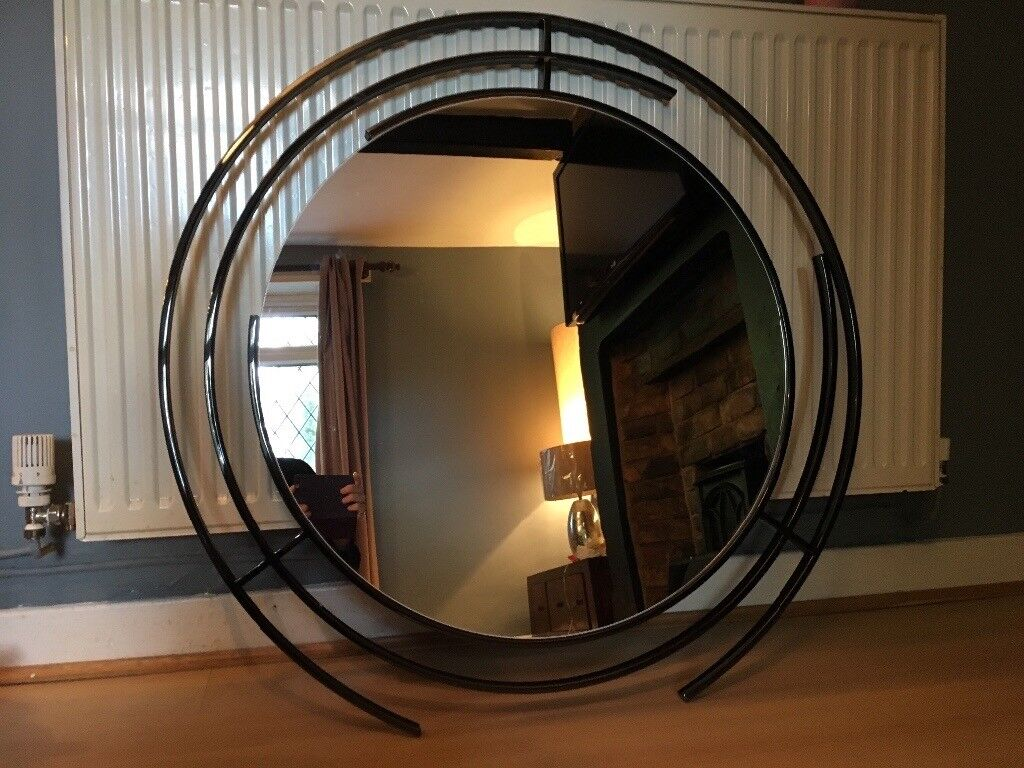 Large Round Mirror New Large Chrome Mirror Large
