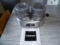 Cuisinart Ice Cream Duo ice cream machine-Nice Xmas present