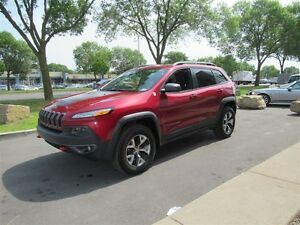 2016 Jeep Cherokee Trailhawk*V6* COLD WEATHER GRP