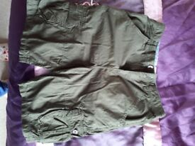 Boys Shorts New Without Tags