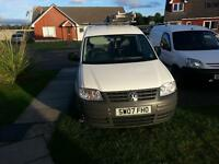 07 VW CADDY sdi