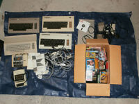Computers Commodore and Vic 20