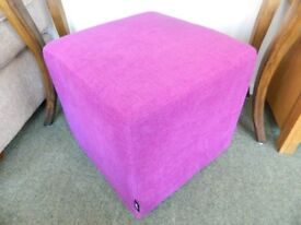 New square poufs ONLY £30 PER EACH