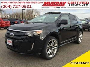2011 Ford Edge Sport AWD *Nav* *DVD* *Blind Side* *Backup Cam* *